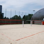 Campi da beach volley all'aperto